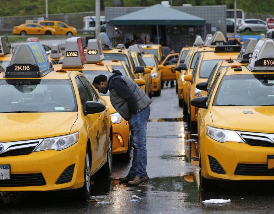 تاکسی های فرودگاه امام خمینی تهران