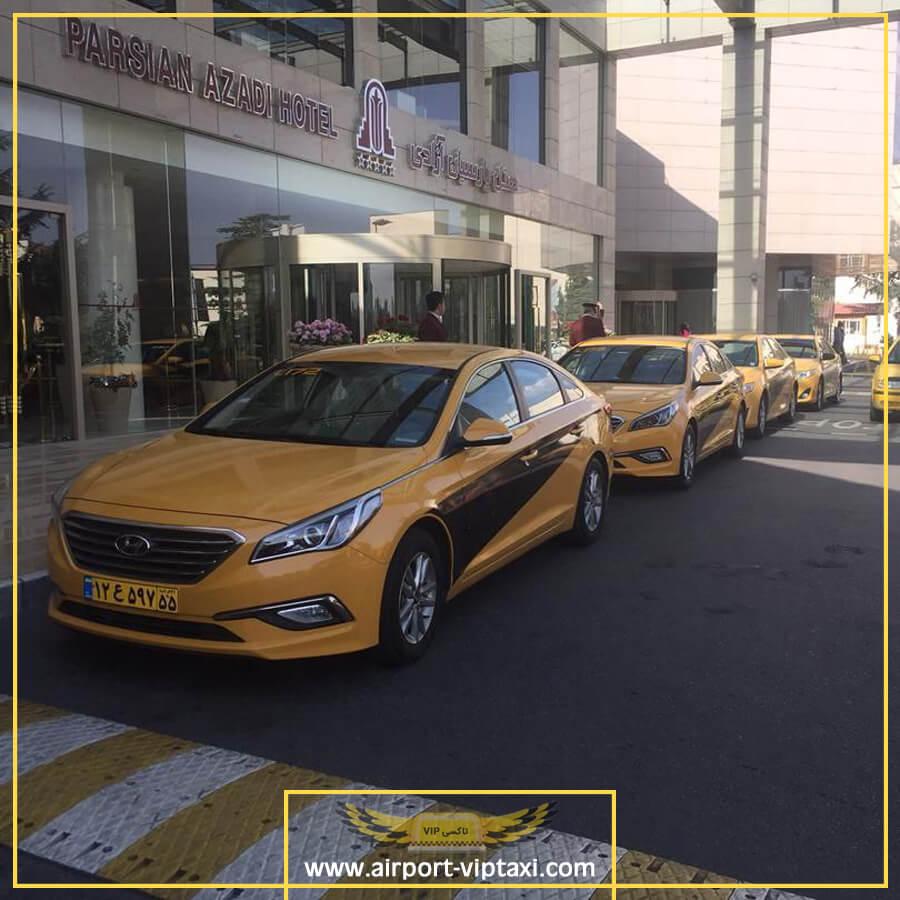 تاکسی فرودگاه امام